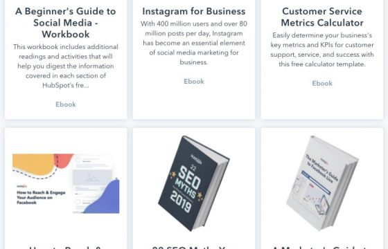 The 5 Kinds of Digital Marketing Collateral You Should Be Creating