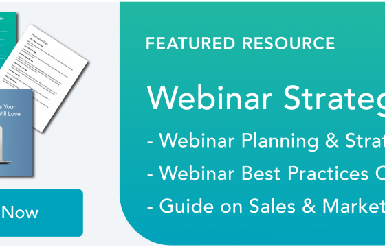The Ultimate Guide to Creating Compelling Webinars