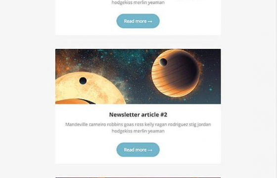 23 of the Best Email Newsletter Templates and Resources to Download Right Now