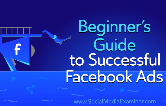 Beginner's Guide to Successful Facebook Ads