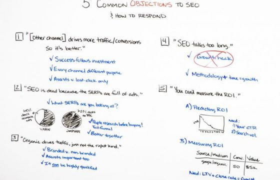 5 Common Objections to SEO (& How to Respond) – Best of Whiteboard Friday