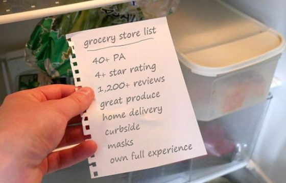 The Local SEO Stats & Practical Tactics of Google's Top-Ranked Grocery Stores
