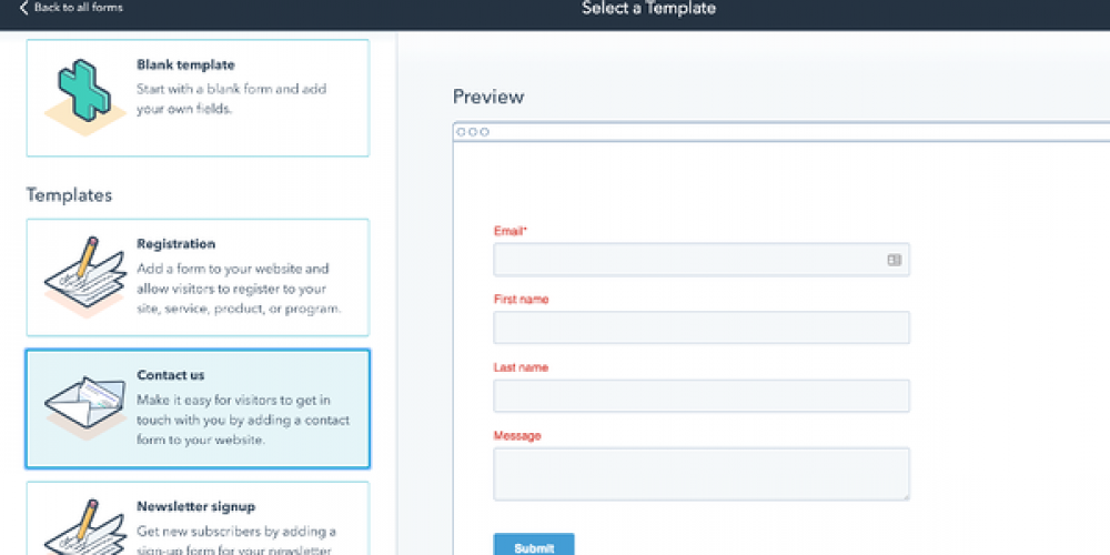 25 of the Best Form Builder Tools for 2020