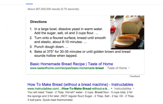 How to Optimize Your Content for Google's Featured Snippet Box