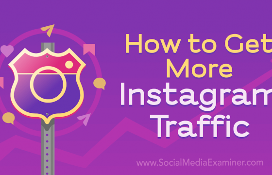 How to Get More Instagram Traffic