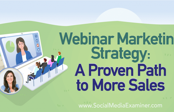 Webinar Marketing Strategy: A Proven Path to More Sales