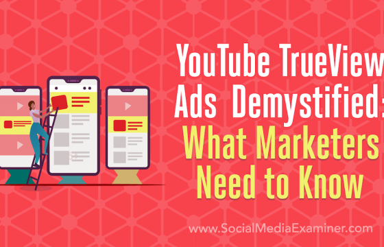 YouTube TrueView Ads Demystified: What Marketers Need to Know