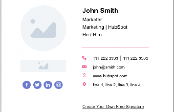 How to Write a Great Email Signature [+ Professional Examples]