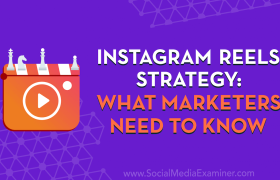Instagram Reels Strategy: What Marketers Need to Know