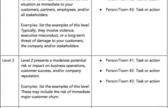 How to Write an Effective Communications Plan [+ Template]