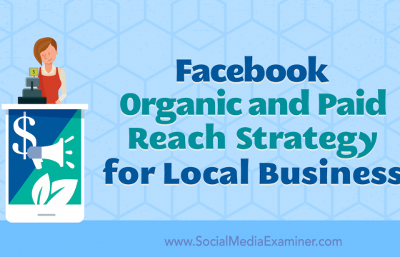 Facebook Organic and Paid Reach Strategy for Local Businesses